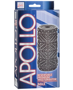 Apollo Max Reversible Premium Masturbator - Grey