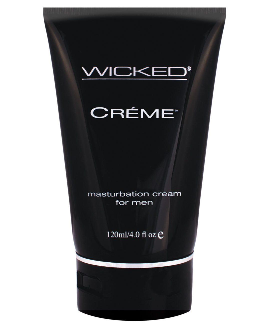Wicked Sensual Care Masturbation Cream for Men Silicone Based - 4 oz