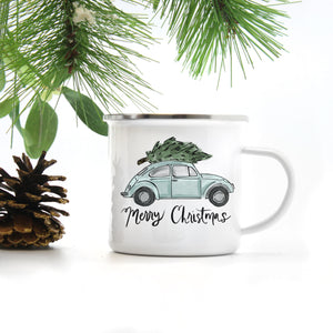Love Bug Camp Mug
