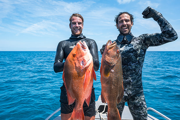 Why Change From Line Fishing To Spearfishing? – Adreno Spearfishing