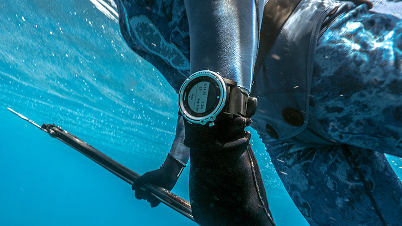 Spearfishing Watches