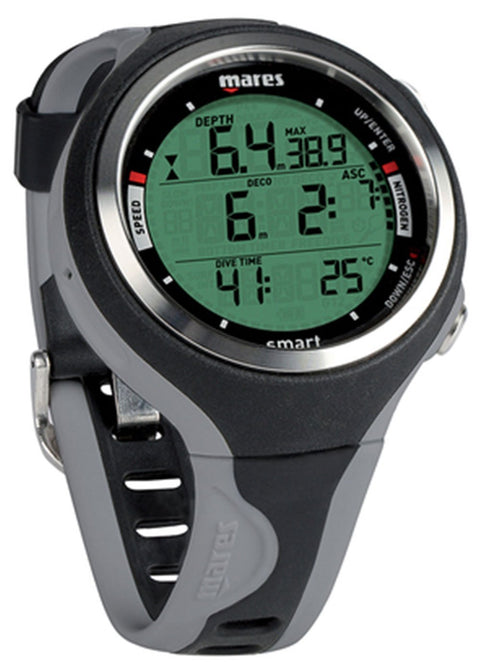 Mares Dive Computer SMART - Black/Grey