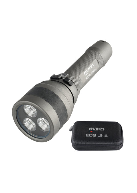 Mares EOS 15rz Torch - With Carrycase