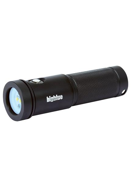 Bigblue AL1800XWP-II Black Molly IV LED Torch