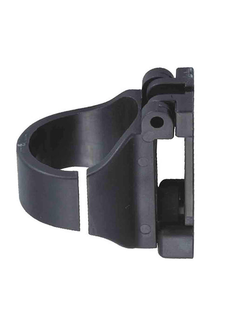 Problue Snorkel Keeper Black with Quick Release