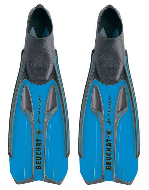 Beuchat X-Voyager Closed Heel Fins