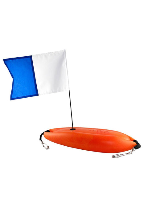 Rob Allen 12L Foam Float with Flag and Two Clips