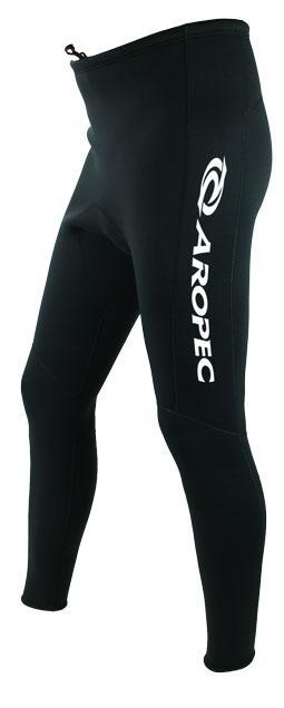 Aropec 3mm Neoprene Pants Black