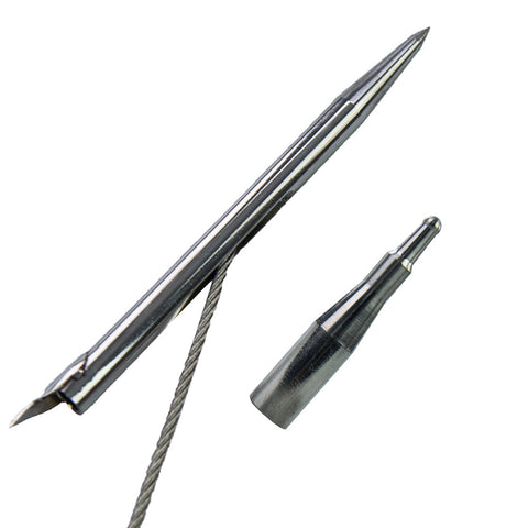 ADRENO Wire Slip Tip - 8mm slide w/ 5/16 thread