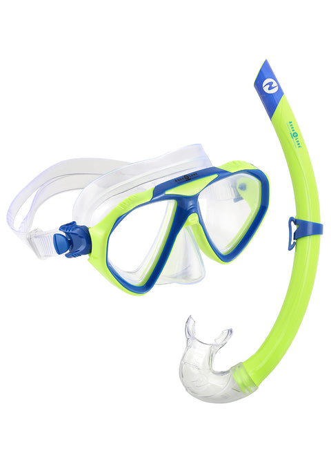 Aqualung Panda Junior Mask Snorkel Set