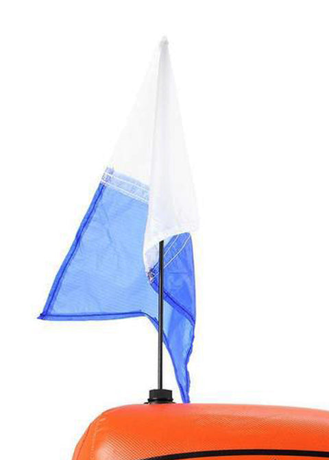 ADRENO Flag & Pole