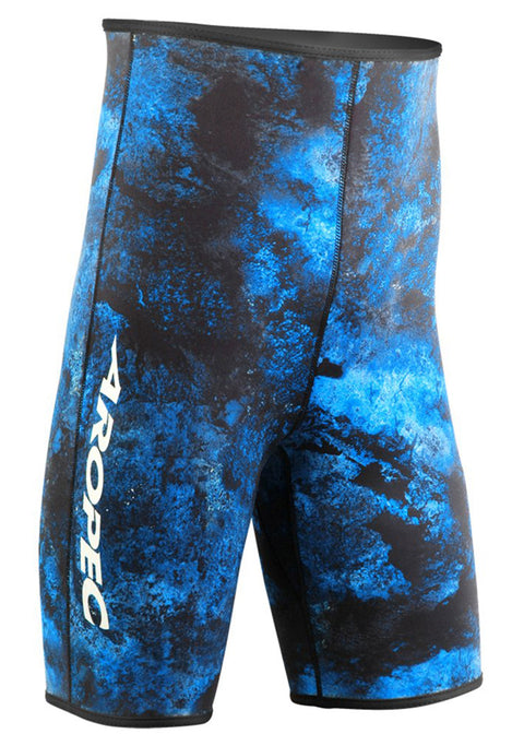 Aropec 1.5mm Spearfish Camo Shorts