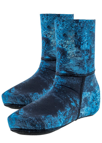 Aropec 2mm Camo Dive Sock