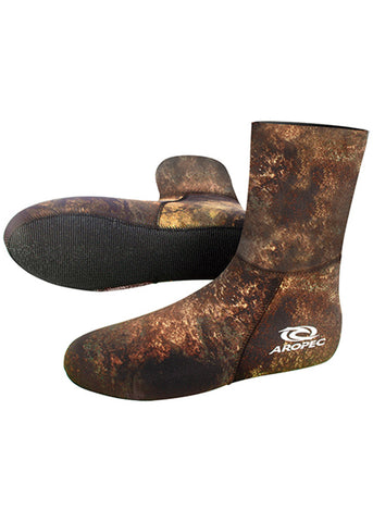 Aropec 5mm Camo Dive Sock