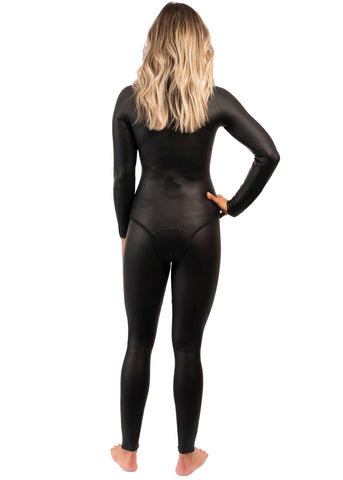 Aropec Womens 3mm Super-Stretch Free Diving 2 Piece Wetsuit