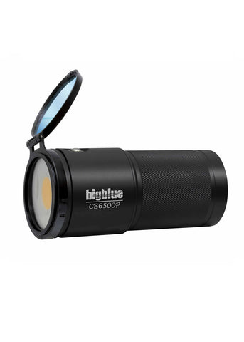 Bigblue CB6500P Multi LED Torch