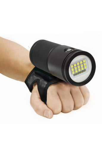 Bigblue VL10000P Wide LED Torch