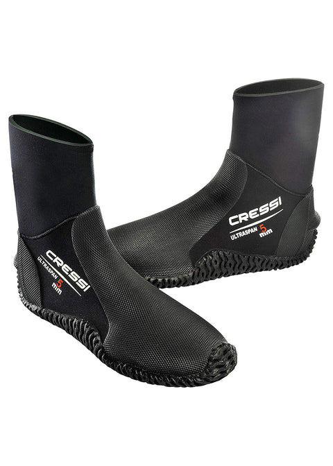 Cressi 5mm Zipperless Ultra Boot
