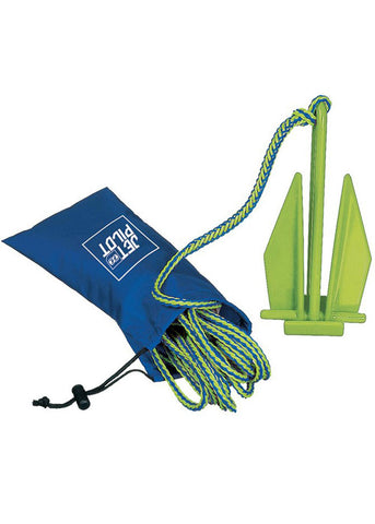 Jet Pilot Lightweight Fluke Anchor