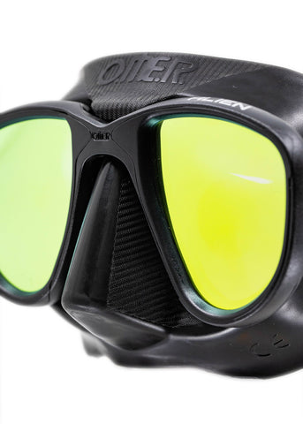 Omer Alien Exclusive Mirror Lens Mask