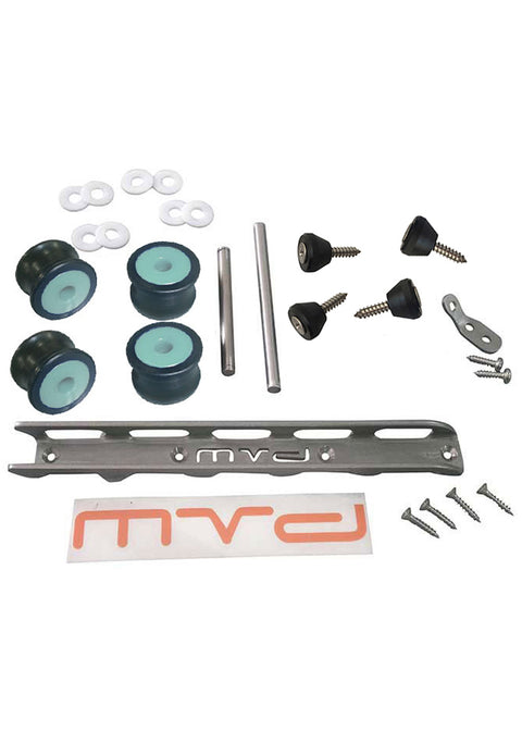 MVD Elite Double Roller Kit for Wood & Custom Builds