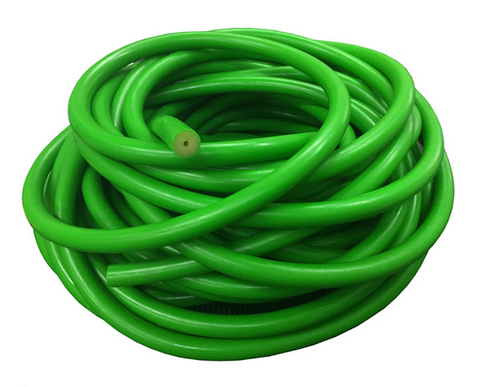Mannysub Reactive Fluoro Green/Amber 16mm Latex Rubber
