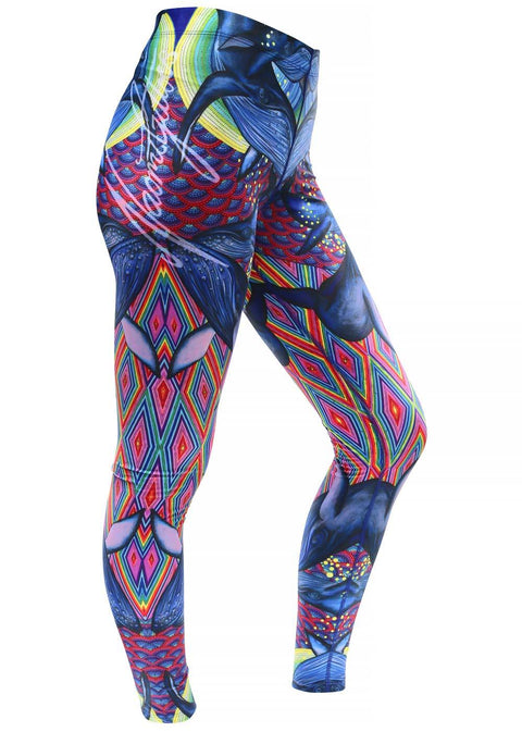 Naomi Gittoes Humpback Eco Leggings