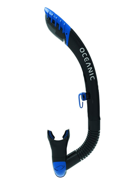 Oceanic Ultra Dry 2 Black Blue Snorkel