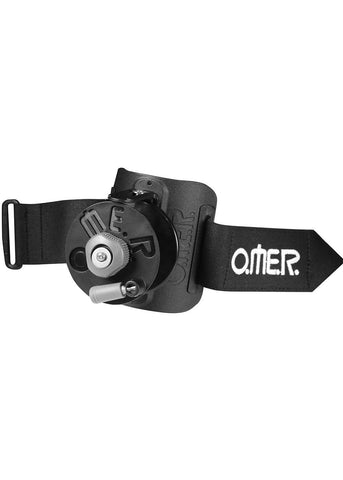 Omer Match 30 Arm Reel with Elastic Band and SS Swing Gate Hook