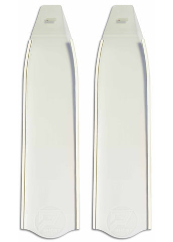 Penetrator Composite Ghost Blades - Clear