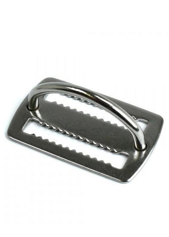 Problue Stainless Weight Belt Keeper With D Ring