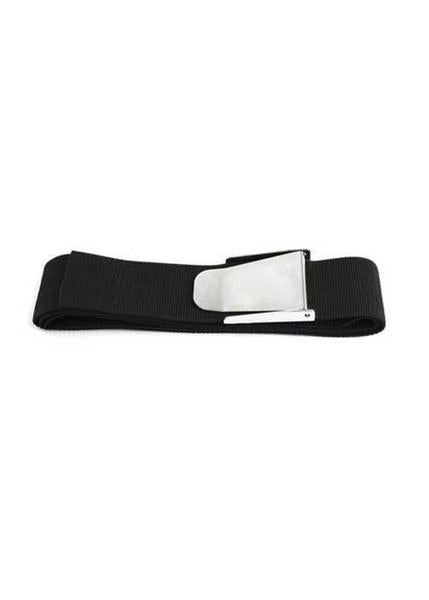 Problue Weight Belt Stainless Steel Buckle Black