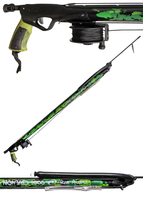 Rob Allen Nomad Speargun - Adreno Spearfishing