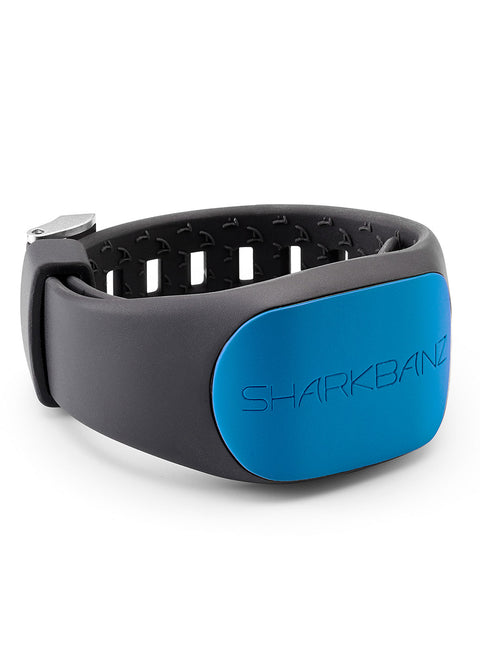 Sharkbanz 2.0 Shark Deterrent Band - Slate/Azure - Buy Online with Adreno Spearfishing