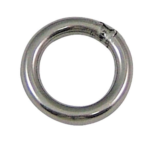Problue Stainless Steel SOLID Ring Standard