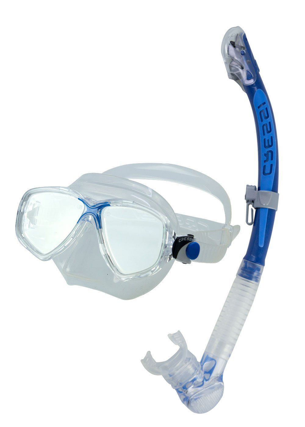 Cressi Marea Dry Mask And Snorkel Set