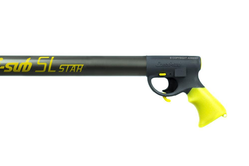 Cressisub SLSTAR Pneumatic Gun Adreno Spearfishing - Free invoice for mac best online gun store