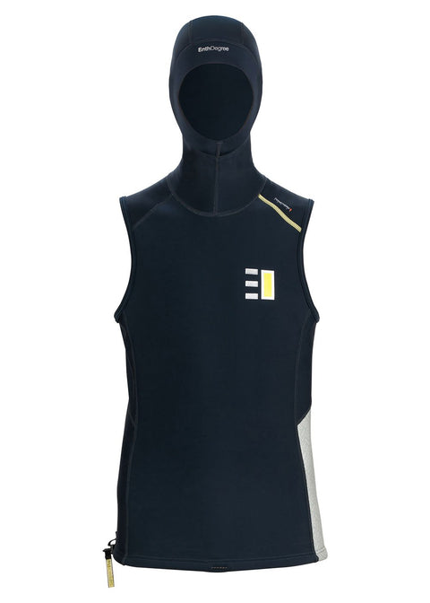 Enth Degree Mens Atoll Hooded Thermal Vest
