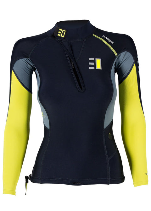 Enth Degree Womens Fiord L/S Thermal Top