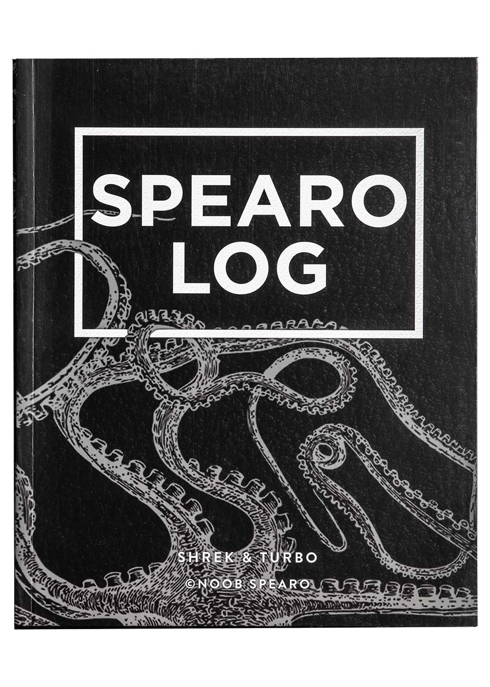 Spearo Log Spearfishing Dive Log Book