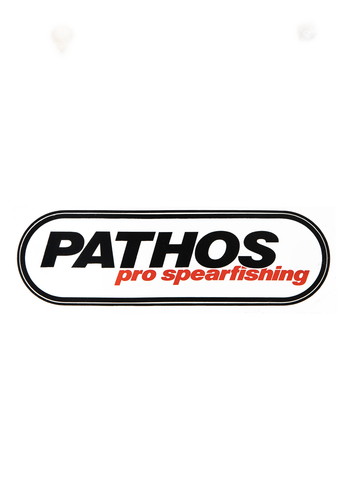 Pathos Oblong Sticker