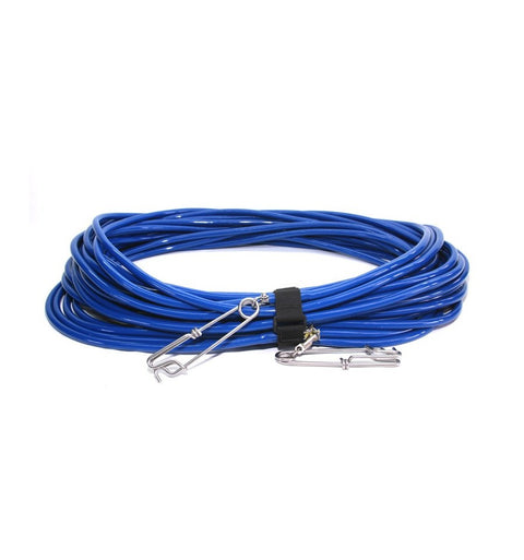 Riffe Vinyl 100ft (30m) Float Line Blue