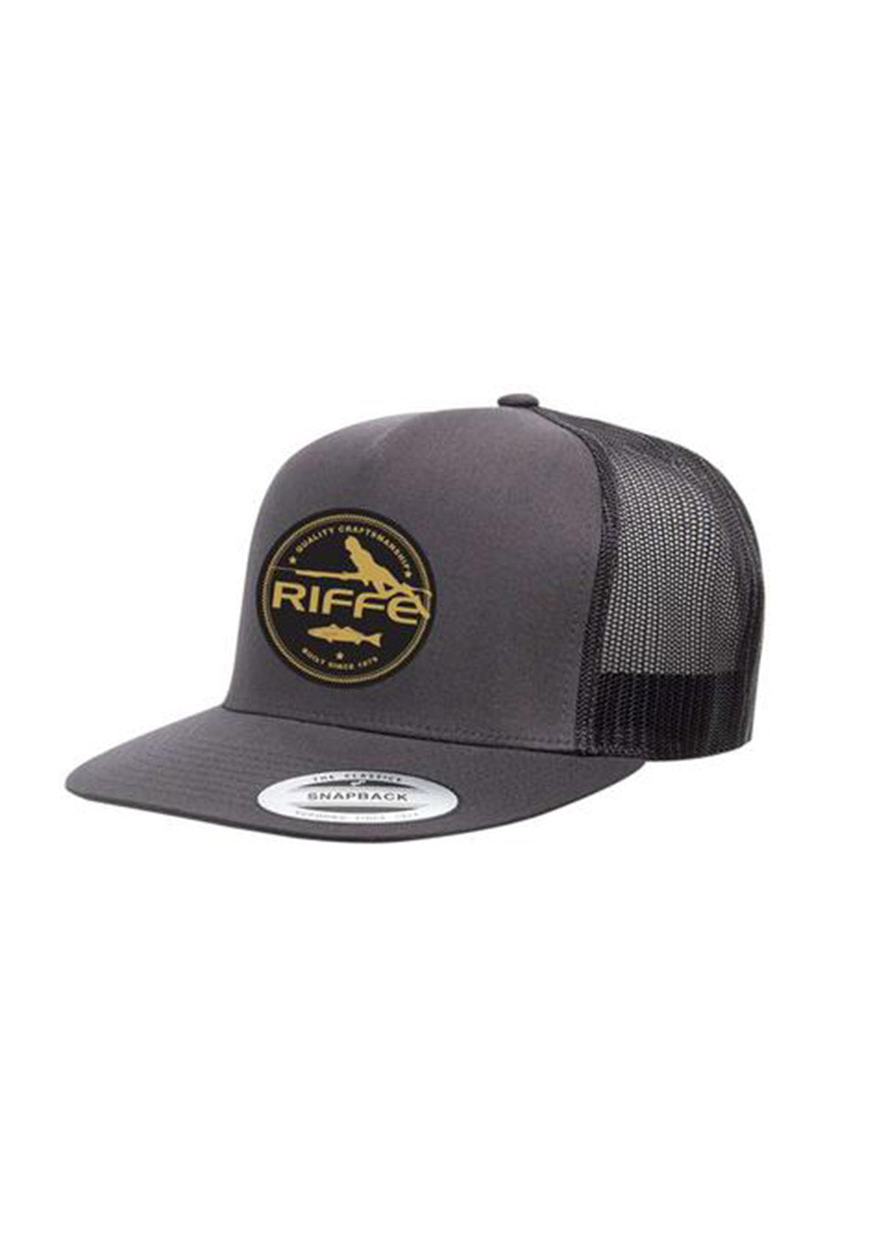 Riffe Quest trucker cap