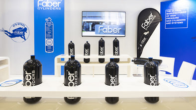 Faber Scuba Diving Cylinders
