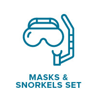 masks & snorkels set faq