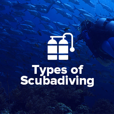 types-of-scuba-diving
