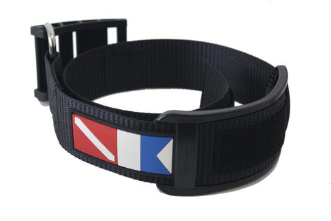 Problue Tank Band Strap and Nylon Buckle Assembly