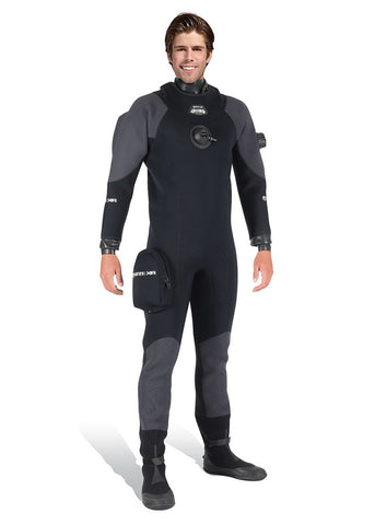Mares XR3 Neoprene Drysuit - Latex Seals