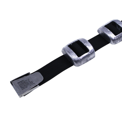 Scuba Weight Belt and Weights - Starter Kit Black