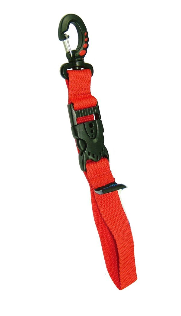 Problue Fins Holder Strap - Red